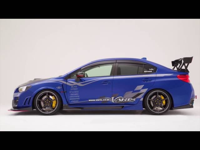 VARIS/SUBARU 2016 NEW MODEL WRX STI VAB/360°VIEW
