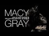 Macy Gray Live at Java Soulnation 2013