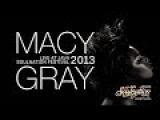 Macy Gray Live at Java Soulnation 2013