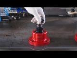 HSK系列刀柄锁刀座演示视频英文版H0901J