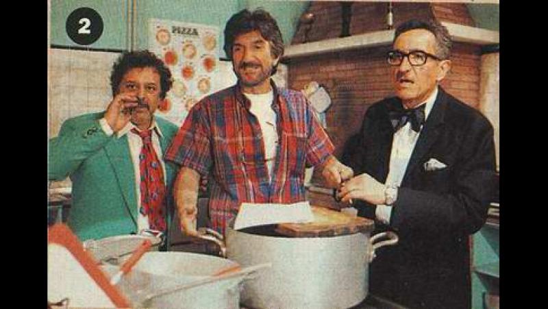 Итальянский ресторан . Italian Restaurant (2 серия)