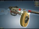 Пистолет-пулемёт Шпагина. Функционирование механики в разрезе.