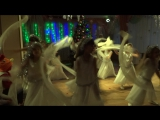 Танец СНЕЖИНОК - НГ праздник 2017 год (Николетта 6,5года)