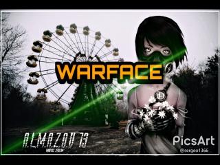 Warface! Обзор CZ Scorpion Evo3 A1 !