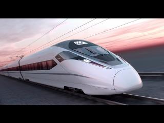 КНР поставит поезда для высокоскоростной трассы Москва - Казань