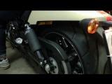 Legend Air Suspension HD V-rod