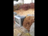 Кореецы так выбрасывают технику
