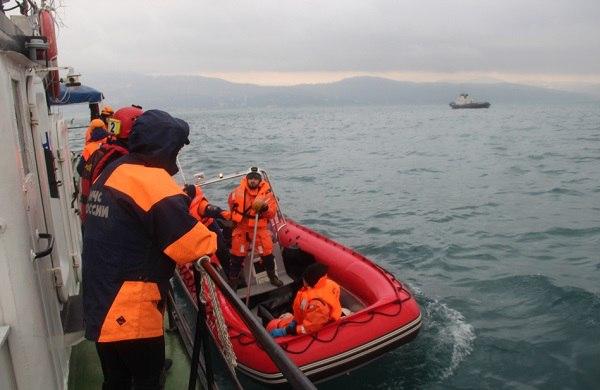 Названы четыре основные версии крушения Ту-154 над Черным морем: