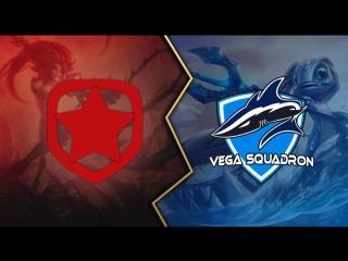 КЛ Весна 2017: Gambit vs Vega