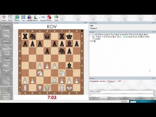 Староиндийская защита. Игра в дебюте за черных. Урок 35 (часть 1)