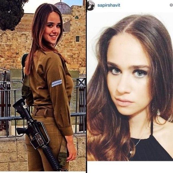 В честь 23-ого февраля, я Вас познакомлю с армией Израиля.  Не благодарите.