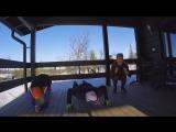 Тренировки в Финке