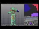 DDO Painter для Blender.Части 1-3