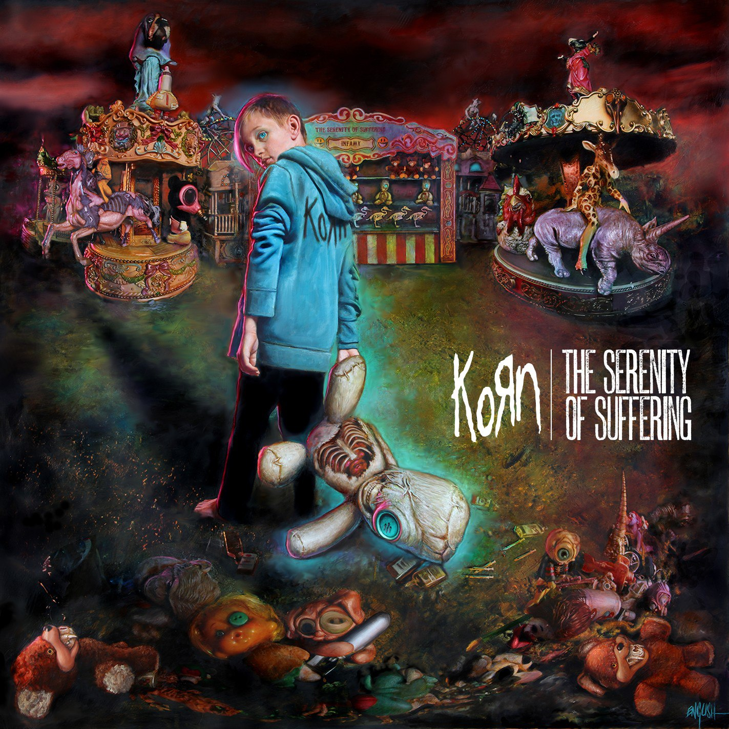 Korn - The Serenity Of Suffering