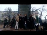 Пушкинская площадь не дали спеть гимн #митинг