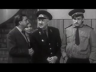 Анискин и Фантомас (1973) Анискина пародируют
