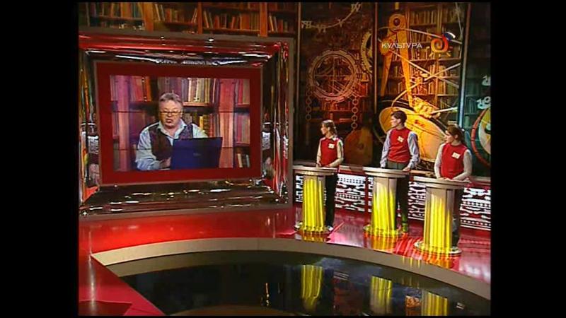 За семью печатями (Культура, 12.12.2008)