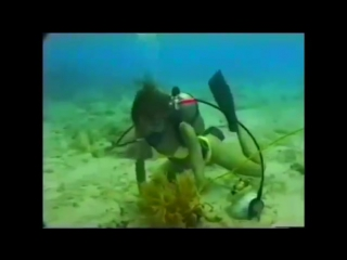 Scuba_Girl_Drowning_Entanglement