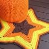 LuNa_Crochet: пуфы, ковры, корзинки, сумки