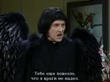 Christopher Walken - Black Angel (Saturday Night Live)