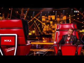Vincent Vinel – « Lose Yourself » (Eminem) _ The Voice 2017 _ Blind Audition