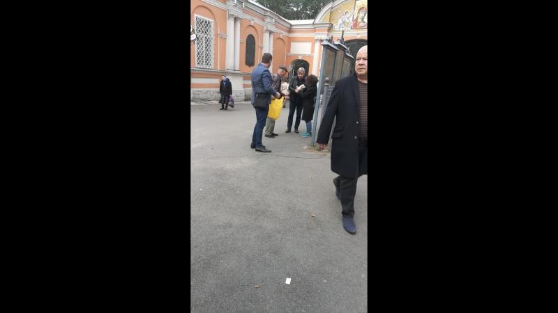 Сергей Селин и Сергей Кокошин на улицах не разбитых фонарей