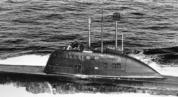 Капитан Борис Багдасарян: история спасения советской атомной
