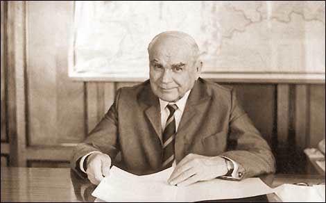 Последний нарком Сталина, живая легенда, последний председатель