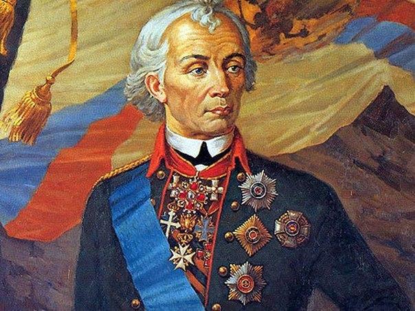 Суворов в Вене