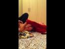 Женские щекоталки) с засветом соска из лифчика [720p]