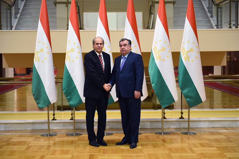 В Душанбе обсуждены перспективы развития отношений Таджикистана с Евросоюзом