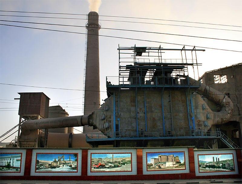 В Таджикистане в прошлом году произведен рекордный объем цемента