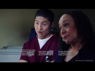 """Медики Чикаго \ Chicago Med - 2 сезон 11 серия Промо """"Graveyard Shift"""" (HD)"""
