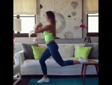 Супер тренировка на все группы мышц 💪   20-25 раз каждое упражнение, 4 подхода.
