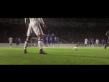 Первый трейлер FIFA 18 с участием Криштиану Роналду