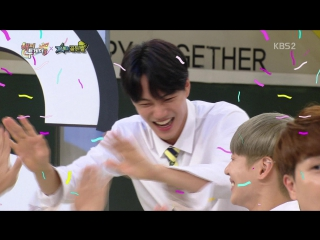 FULL CUT 170831 Happy Together: Summer Special - Star Golden Bell @ EXO's Kai
