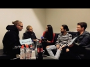 Radio 7: Backstage Interview with Tokio Hotel - 25.03.2017