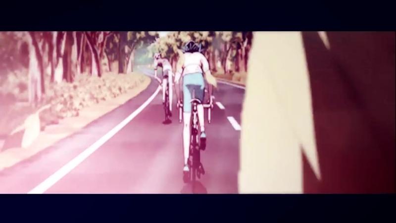 Yowamushi Pedal AMV - BREAKN A SWEAT