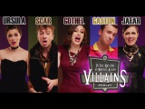 DISNEY VILLAINS MEDLEY (Whitney Avalon &amp Peter Hollens)