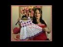 МК. Детский сарафан на возраст от 1 до 6 лет...ЧАСТЬ 2