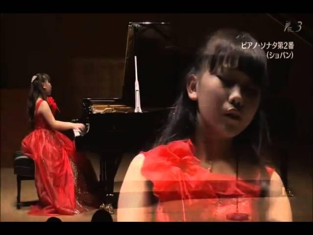 Aimi Kobayashi plays Chopin Sonata no.2 op.35 Funeral March