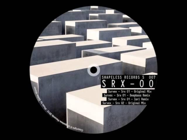 Survex | Srx 01 (Iori Rmx) [Shapeless 2012]