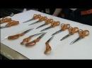 Ножницы Fiskars Из чего это сделано