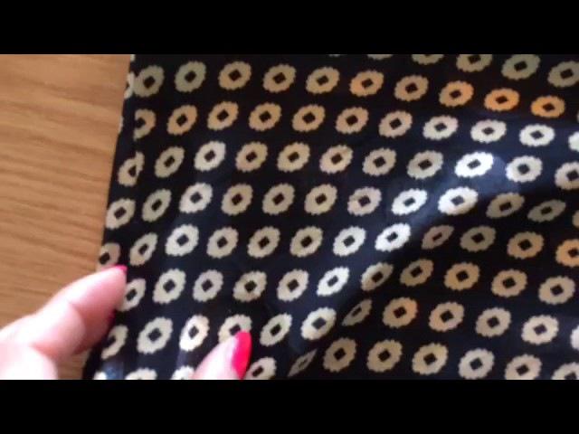 Шьём блузу- тунику для полных женщин