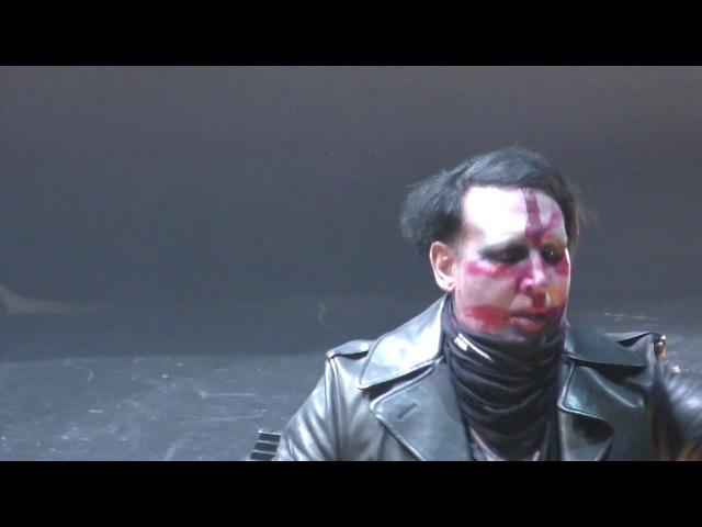 Marilyn Manson - The Beautiful People [Utrecht, Netherlands 05.08.2017]