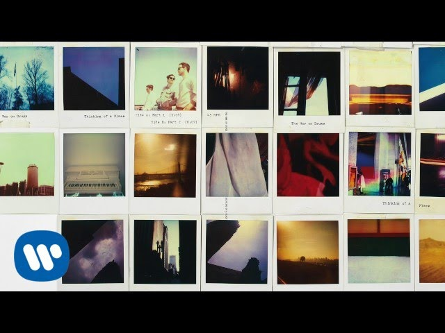 The War On Drugs - Thinking Of A Place [Official Audio]