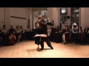 Tango: Melisa Sacchi y Cristian Palomo, 29/01/2017, Ghent Tango Festival 1/4