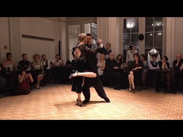 Tango Melisa Sacchi y Cristian Palomo, 29012017, Ghent Tango Festival 14