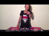 DJ Lady Style - The eye of the Tiger