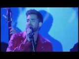 Adam Lambert's tribute to George Michael @ Angel Awards, Faith, One More Try, Somebody To Love